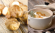 Alte Gemüsesorten: Feine Topinambur Suppe