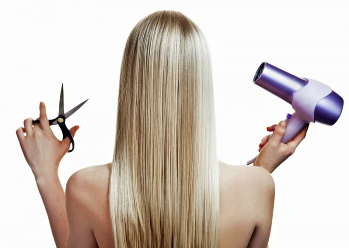 gegen trockene haare