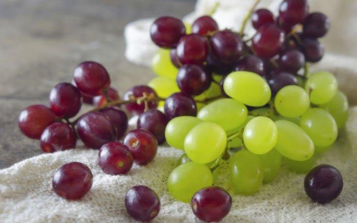 Bringt Energie in der kalten Jahreszeit: Mit Weintrauben den Winter gesund geniessen