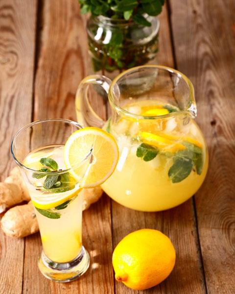 limonade selber machen einfache rezepte mit und ohne zucker. Black Bedroom Furniture Sets. Home Design Ideas