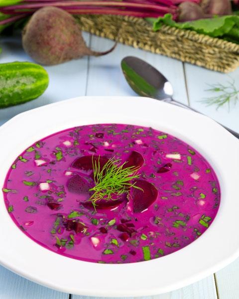 bild 3 kalte suppen feine kr ftige suppe aus frischen randen. Black Bedroom Furniture Sets. Home Design Ideas