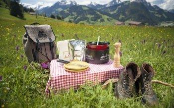 Genusswanderungen: Die Schweiz kulinarisch entdecken