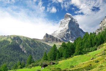 Die höchsten Berge der Schweiz: Von der Dufourspitze bis zum Alphubel