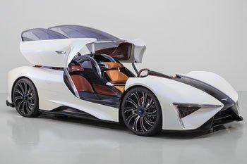 Die coolsten Ökoautos des Auto Salon Genf 2017