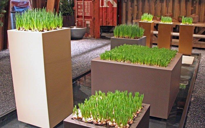 Bild 11 Hochbeet Mit Stil Garten In Klaren Formen Gestalten