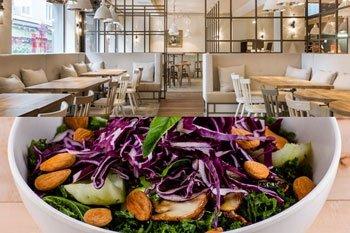 In diesen Restaurants essen Sie saisonal und regional