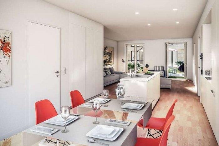 bild 7 nachhaltige siedlung neugr en innen wohnbereich. Black Bedroom Furniture Sets. Home Design Ideas