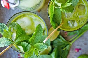 Limonade selber machen ist fein und einfach.