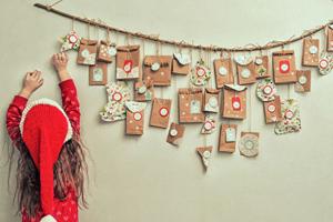 Die schönsten Ideen für deinen DIY-Adventskalender