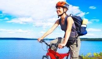 Mit dem E-Bike in den Ferien entspannt die Natur geniessen