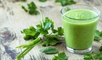 Power aus dem Mixer: Einfache Rezepte für gesunde grüne Smoothies