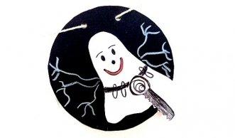 Umweltfreundliche Halloween-Bastelideen mit Recyclingmaterial