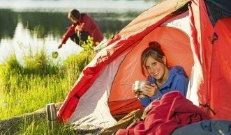 Mit Öko-Camping der Natur ganz nah