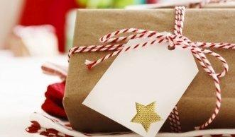 Ökologisches Geschenkpapier für ein nachhaltiges Weihnachtsfest