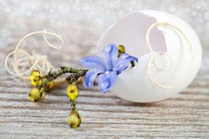 Nachhaltige Ostern