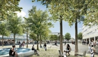 Quartier Feldbreite: Ein nachhaltiges Dorf inmitten der Stadt