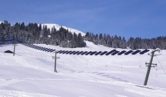 Startschuss für den ersten Solarskilift der Welt im Safiental