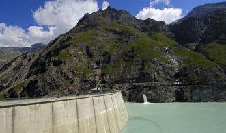 Typen von Wasserkraft in der Schweiz