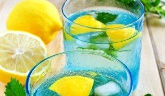 Bio-Limonaden, Eistee und Co.: Gesunde Erfrischungen für heisse Tage