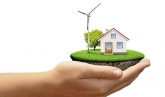 Kleine Windkraftanlagen liefern nachhaltige Energie fürs Eigenheim