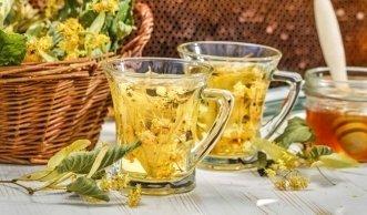 Lindenblütentee hilft bei Grippe und bringt Entspannung