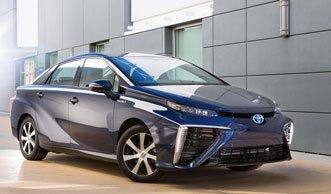 Erstes Auto mit Brennstoffzelle geht in Serie