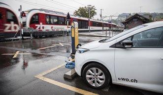 Mit einem Netz aus Elektrotankstellen die E-Mobilität fördern