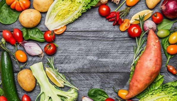 Mit saisonalem Gemüse und Obst fit ins Neue Jahr starten
