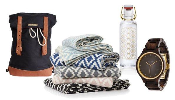 sch ne nachhaltige geschenke f r weihnachten. Black Bedroom Furniture Sets. Home Design Ideas