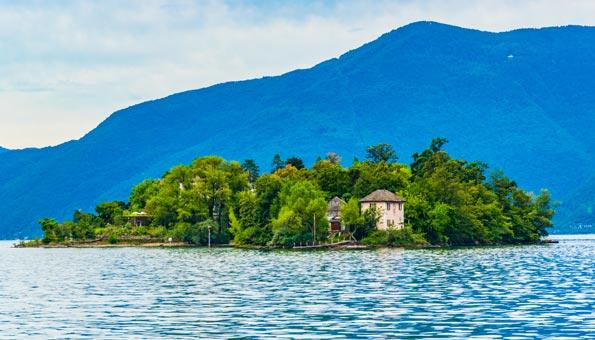 Inselhopping ohne Flugzeug: Das sind die 10 schönsten Inseln der Schweiz