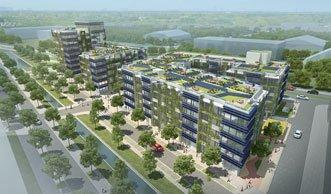 Ein Quartier wohnt grün: Heidelberg baut riesige Öko-Siedlung