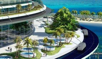 Diese Stadt der Zukunft versorgt sich selbst und reinigt das Meer