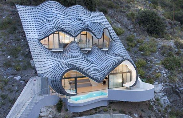 traumhaus in spanien nachhaltig und komfortabel wohnen im fels. Black Bedroom Furniture Sets. Home Design Ideas