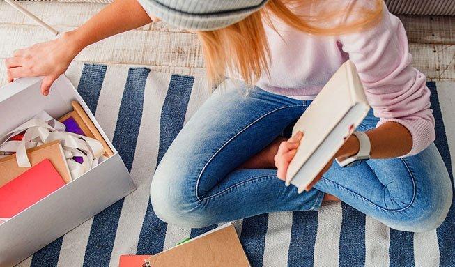 Mit diesen 8 Tipps verschaffen Sie sich zu Hause mehr Platz