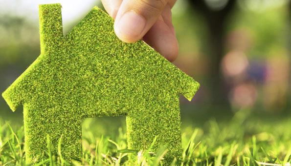 Nachhaltiges Bauen ist umweltfreundlich und schont den Geldbeutel.