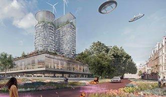 Wie Amsterdam zur Stadt der Zukunft werden soll