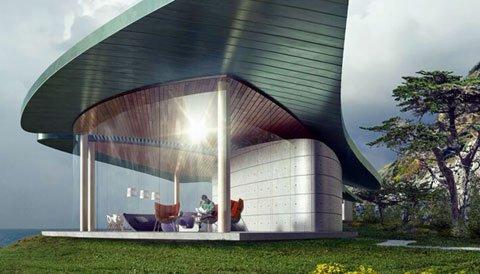 autarkes haus mit stil sea song braucht fast keine energie. Black Bedroom Furniture Sets. Home Design Ideas
