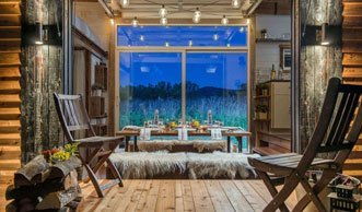 In diesem Wohnwagen steckt eine nachhaltige Luxuswohnung