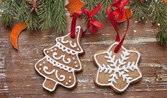 Mit Bio-Baumschmuck «grüne» Weihnachten feiern