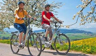 Schnelle E-Bikes im Test: So sicher und zuverlässig sind sie