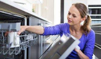 Für Sie getestet: Die energieeffizientesten Einbau-Geschirrspüler