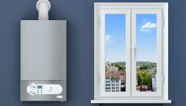 moderne gasheizungen mit brennwerttechnik sparen energie und kosten. Black Bedroom Furniture Sets. Home Design Ideas