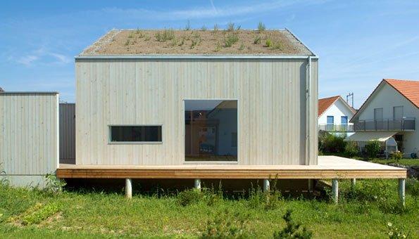 Kologisches bauen der lehmbau und seine vielen vorteile for Beton haus bauen