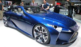 Autosalon Genf 2013: Die innovativsten Modelle