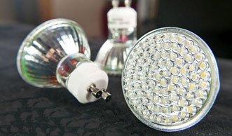 Für Sie getestet: energieeffiziente LED Lampen