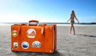Nachhaltige Urlaubs-Reisen mit Zug, Auto oder Flugzeug