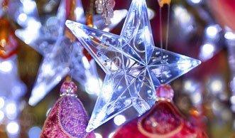 Beleuchtung für Weihnachten: LED- Lämpchen sparen Strom