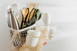 Im Alltag Einwegverpackungen & Plastik vermeiden: 7 Tipps