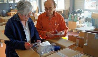 2 x Weihnachten: Mit kleinen Spenden Bedürftigen helfen