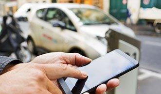 Neue Carsharing-Plattform ermöglicht das Mieten von Privatautos